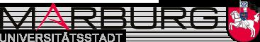 Logo der Stadt Marburg, klicken um auf Startseite zu gelangen