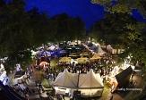 Auf rund 1,5 Kilometern Länge  ziehen sich die Märktstände über den Schlossberg und durch die Stadt.©Georg Kronenberg
