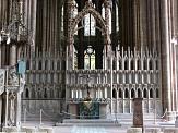 Blick auf den Lettner in der Elisabethkirche©Universitätsstadt Marburg