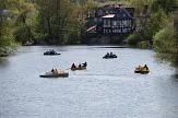 Boote auf der Lahn©Universitätsstadt Marburg