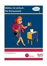 Bild von Broschüre Europawahl in Leichter Sprache (Copyright bpb)©bpb