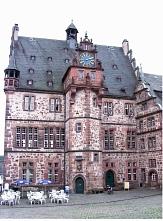 Das Marburger Rathaus heute©Universitätsstadt Marburg - Rainer Kieselbach