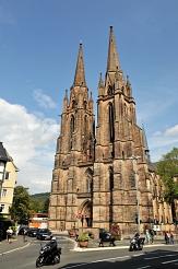 Elisabethkirche Hauptportal©Georg Kronenberg