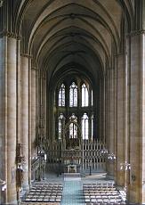 Mittelschiff der Elisabethkirche©Bernhard Dietrich