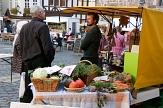 Elisabethmarkt 2018: Oberstadtmarkt©Stadtmarketing Marburg e. V.