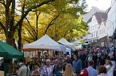 Elisabethmarkt: Regionalmarkt am Steinweg©Stadtmarketing Marburg e. V.