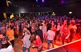 Die Tanzfläche kochte zu den Beats von DJ Egon Vaupel.©Georg Kronenberg, i.A. d. Stadt Marburg