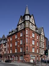 Foto von dem Gebäude der Volkshochschule©Universitätsstadt Marburg, FD 43