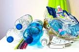 Bild von leeren Plastikflaschen und -Plastiktüten sowie Strohhalmen, leere Tablettenblister©Pixabay