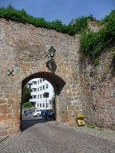 Kalbstor von innerhalb der Stadtmauer©Kerstin Hühnlein