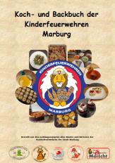 Foto vom Koch- und Backbuch der Kinderfeuerwehren Marburg©Universitätsstadt Marburg