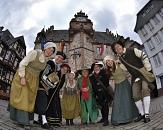 Kostümführungen in Marburg©Georg Kronenberg