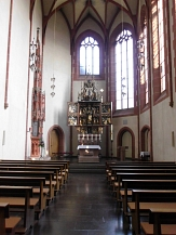 Kugelkirche innen©Kerstin Hühnlein