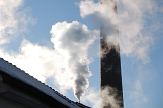 Luftverschmutzung - Abgase aus Schornstein©Universitätsstadt MarburgFD Umwelt