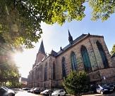 Kirchhof Lutherische Pfarrkirche©Georg Kronenberg