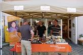 Marktstand vom Weltladen©Stadtmarketing Marburg e. V.