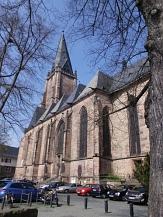Pfarrkirche Außenansicht©Kerstin Hühnlein