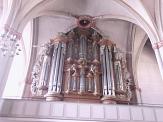 Orgel der Pfarrkirche©Kerstin Hühnlein