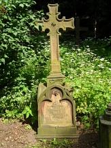 Grab auf dem Pilgerfriedhof des Michelchens©Kerstin Hühnlein