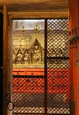 Goldener Schrein der Heiligen Elisabeth©Rolf K.Wegst