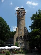 Spiegelslust-Turm im Sommer©Kerstin Hühnlein